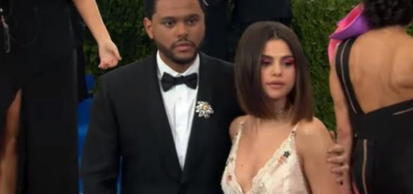 Selena Gomez, The Weeknd - YouTube screenshot | Hollywood Life/https://www.youtube.com/watch?v=w7O1s_oT8DM