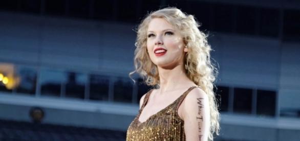Taylor Swift / Photo via Ronald Woan, Flickr