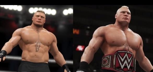 'WWE 2K18' latest gameplay trailer with life-like visuals released(WWE 2K /YouTube Screenshot)