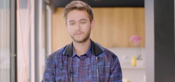 Zedd in a still from one of the behind the scenes of his Billboard interview - YouTube/Billboard