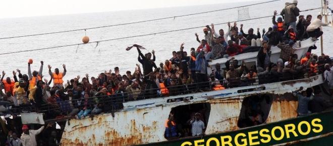 Migranti e Ong: con l'arrivo dei controlli, addio Eldorado