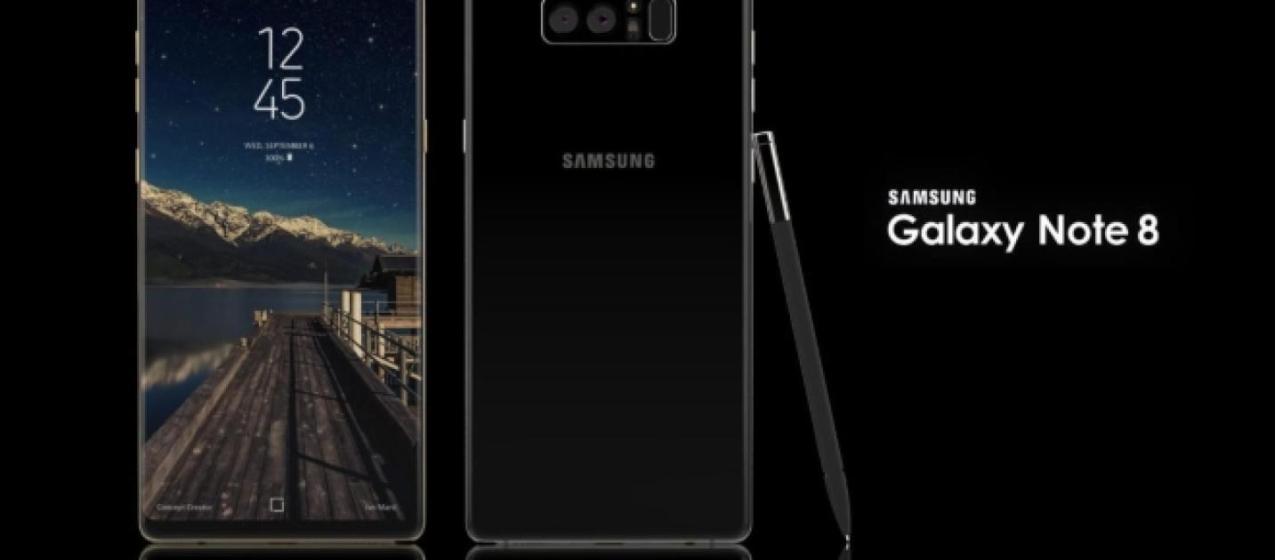 Samsung galaxy note 8 s pen 3d touch e tutte le nuove for Nuovo galaxy note 8