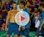 Ronaldo aura donc encore un peu de temps pour peaufiner ses muscles avant de rejouer (© AFP / Deportes 13)