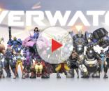 Sprays add a whole new meaning to the game. (image source: YouTube/PlayOverwatch)