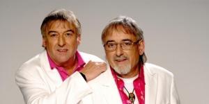 """Bernd Ulrich und Karl-Heinz Ulrich (re.) sind """"Die Amigos"""". Karl-Heinz soll laut Bild den Kontakt zu einem Sohn ablehnen. Foto: volksmusikfan.com"""