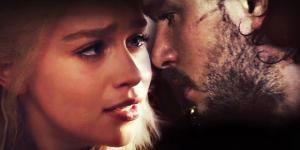 Jon Snow e Daenerys nel episodio 7x06 di Game of Thrones
