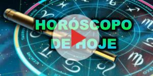 As previsões do Horóscopo para hoje