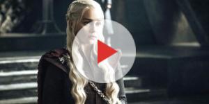 Daenerys Targaryen em Dragonstone