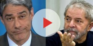 Lula não gosta nada do ex de Fátima Bernardes