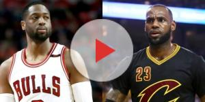 YouTube Thumbnail Screenshot - Wade says nobody can guard LeBron.