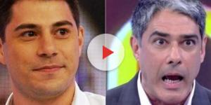 Evaristo Costa decidiu sair da Globo
