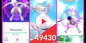 'Pokémon Go' Mewtwo Legendary Raids starts in Japan , monster catch rate is 100%(PokeAK/YouTube Screenshot)