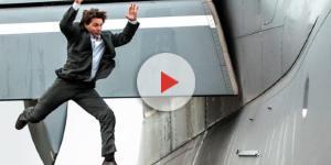 Tom Cruise sofre acidente durante filmagem de Missão Impossível 6