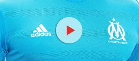 Les maillots de l'Olympique de Marseille pour la saison 2017-2018