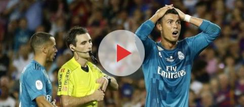 Real Madrid: La sanction de Cristiano Ronaldo est connue!
