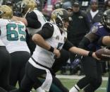 Blake Bortles, Toby Gerhart | Jaguars at Ravens 12/14/14 | Flickr - flickr.com