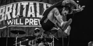 Brutality Will Prevail deram grande concerto!