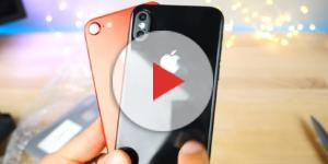iPhone 8 - Hands On With Prototype & Case! Image - EverythingApplePro | YouTube