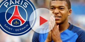 Mbappé y su posible traspado al PSG