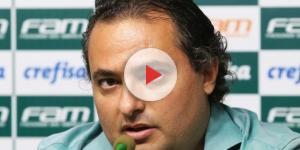 Alexandre Mattos na Colômbia? assessoria do Palmeiras nega - com.br
