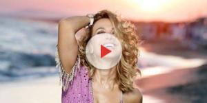 Barbara D'Urso, in versione sexy sui social network