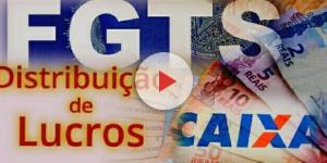 Caixa dá detalhes sobre a distribuição de lucros do FGTS