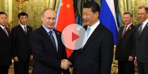 Il presidente russo Vladimir Putin ed il leader cinese Xi Jinping, uniti per evitare la nuova 'guerra di Corea'