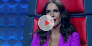 "Ivete Sangalo no ""The Voice Kids"" ( Foto - TV Globo )"