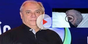 Marcelo Rezende compartilha novo vídeo