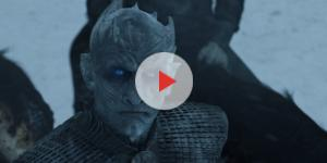 O Rei da Noite no sexto episódio da sétima temporada de ''Game of Thrones''
