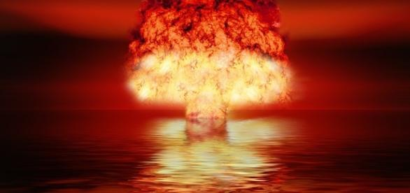 Nuclear war will be a terrible catastrophe in Korea. Photo credit pixabay.com/en/atomic-bomb-nuclear-weapons-2621291/