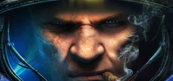 Starcraft Marine / Jonathan Bunge on flickr