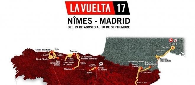 Ciclismo: Aperta la caccia alla Vuelta di Spagna