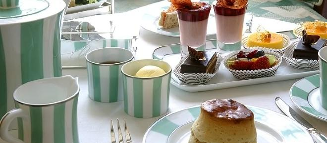 London's Best Bubbly Afternoon Teas