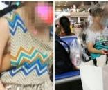 Adolescente é molestada em estação de trem