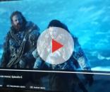 Cena vazada de Game of Thrones. Imagem: Reprodução Reddit.