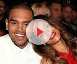 Chris Brown quando namorava Rihanna (Foto: Getty Images)