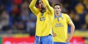 Fin de l'aventure pour Boateng à Las Palmas