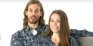 Jill Duggar and husband Derick Dillard. [Image via TLC/YouTube]