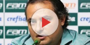 Alexandre Mattos é diretor de futebol