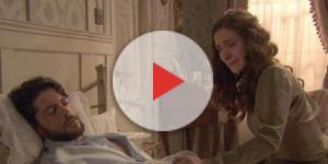 Camila ed Hernando della soap il Segreto