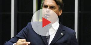Deputado Jair Bolsonaro, em seu discurso na câmara.