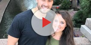 Jeremy Vuolo and Jinger Duggar via Jeremy Vuolo/Instagram