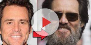 Jim Carrey mudou muito - Google