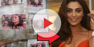 Juliana comenta venda de maconha com a cara da Bibi - Google