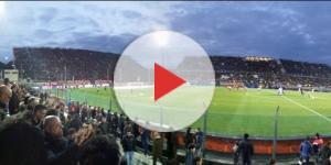 Lo stadio Ezio Scida di Crotone.