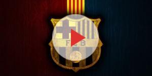 Logo du FC Barcelone- Football