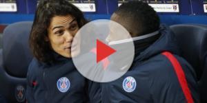 VIDEO - PSG : la bonne blague de Cavani à Matuidi... - LE BUZZ - eurosport.fr