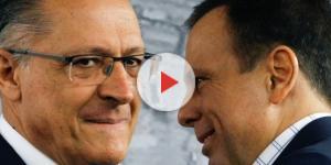 Alckmin e Doria: o clima promete esquentar