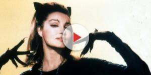 Julie Newmar como a Mulher-Gato